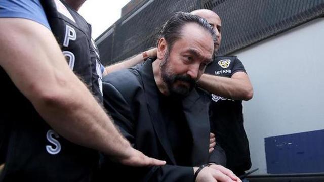 Adnan Oktar örgütünün ikinci adamı yakalandı