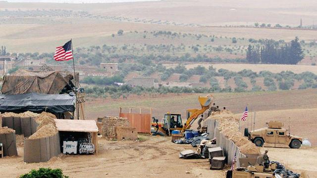 ABD'den YPG'ye Yeni İş Makineleri