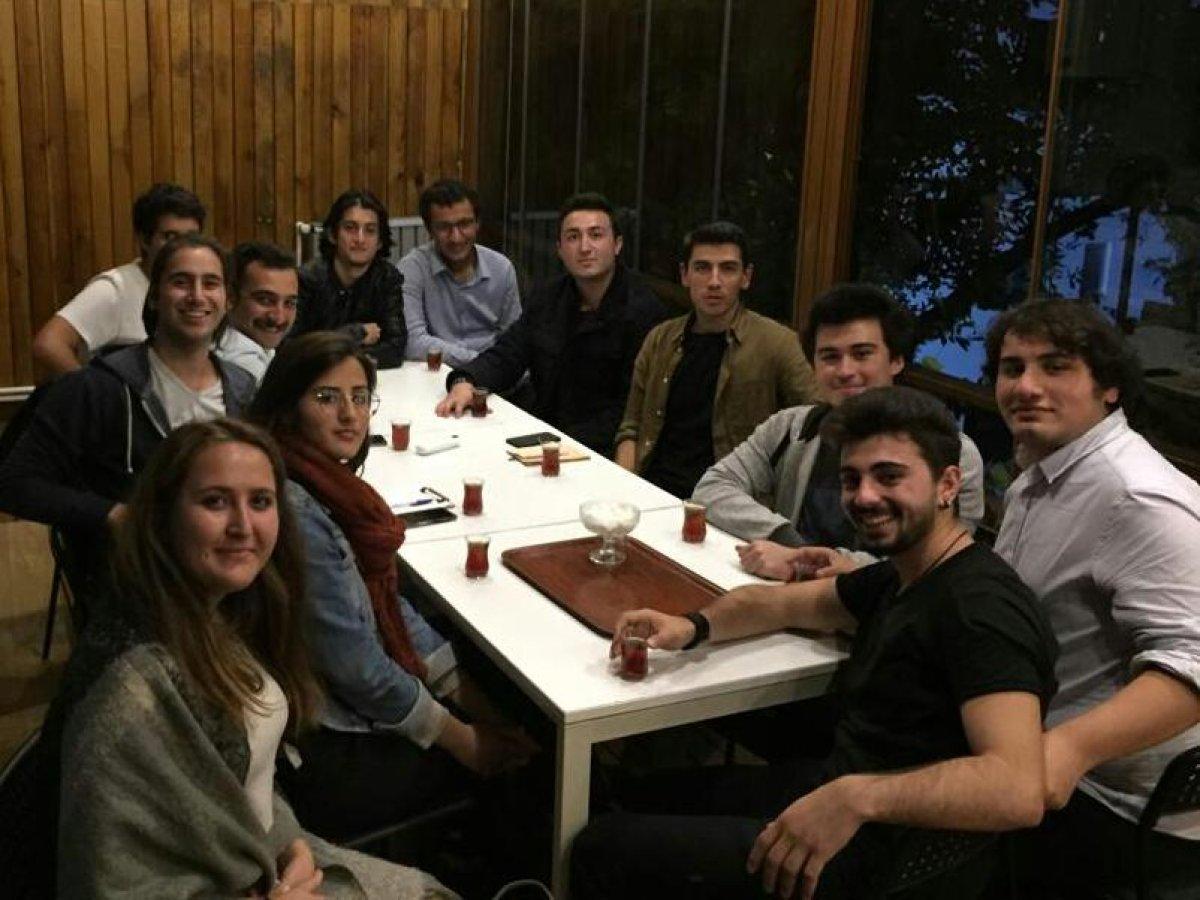 TGB Marmara Dönemin İlk Toplantısında Buluştu