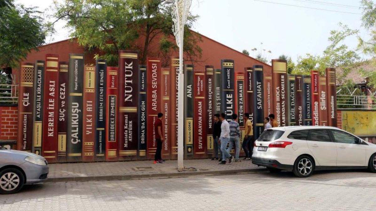 Mardin Kızıltepe'de Kültür Sokağı kuruldu