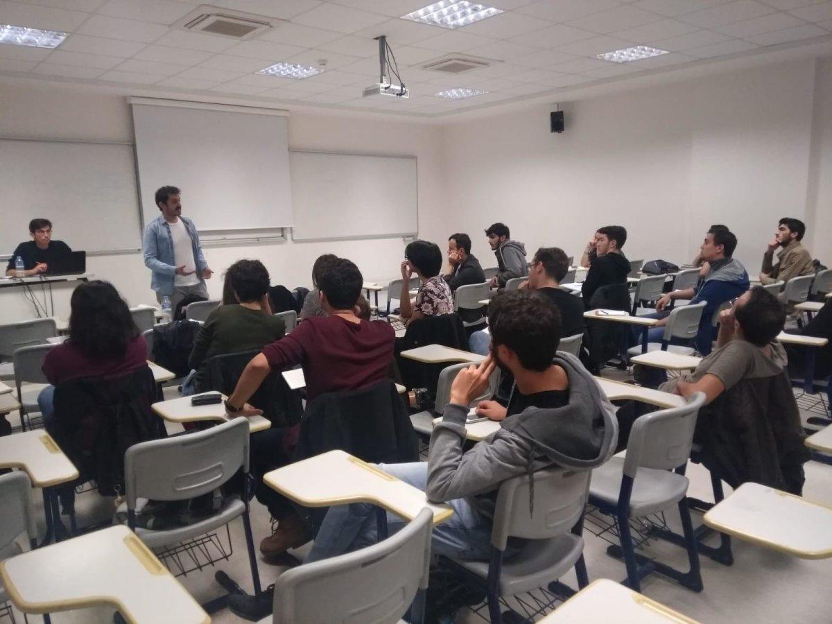 Boğaziçi ADK ''Türk Devrimi Eğitim''leri Devam Ediyor
