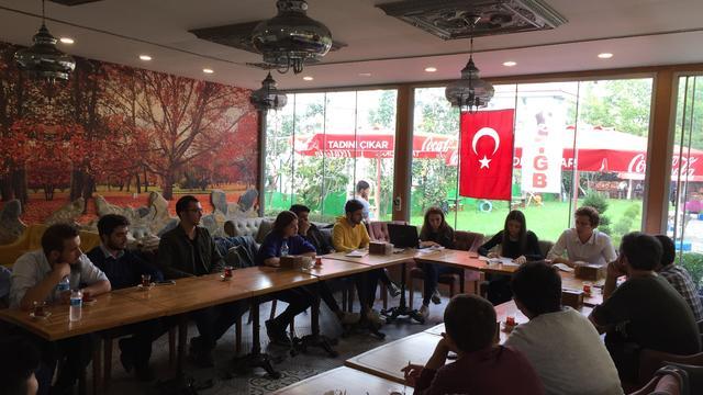 TGB Sakarya 29 Ekim Çalışmalarını Planladı
