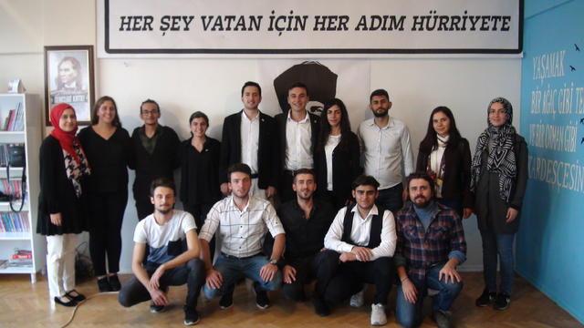 TGB Eskişehir 29 Ekim için kolları sıvadı!