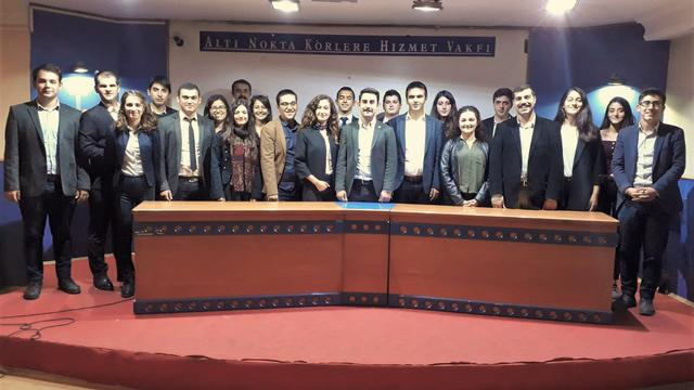 TGB Ankara Yeni Yönetimiyle 29 Ekim'e Hazır