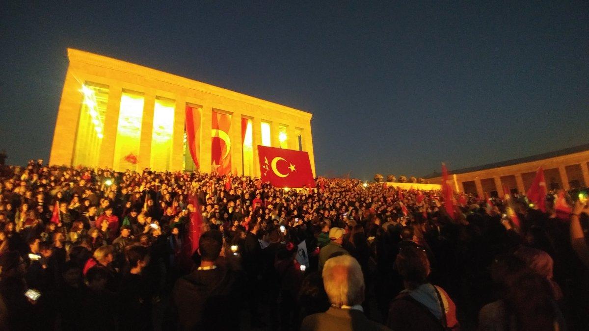Varlığımız Türk Varlığına Armağan Olsun!