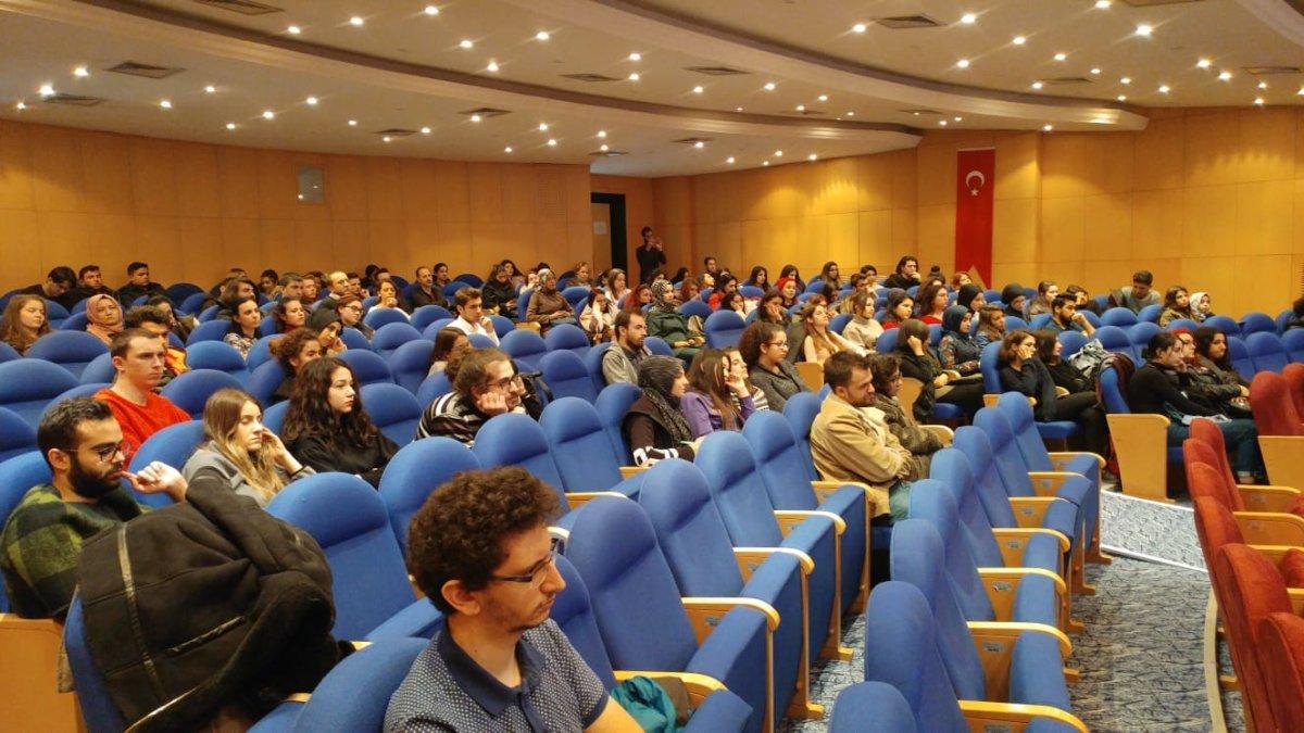 Osmangazi Fikir Kulübünden 29 Ekim'i Konferansla Kutladı