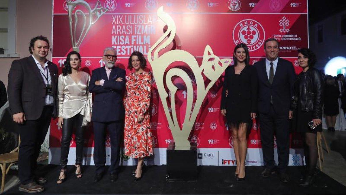 İzmir Kısa Film Festivali başladı