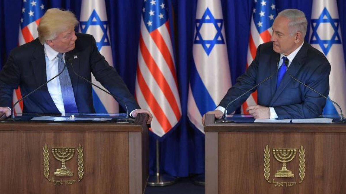 İsrail'den ABD'ye Yaptırım Teşekkürü: Cesur Bir Karar