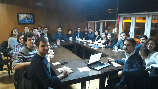 TGB Ankara 10 Kasım'da Anıtkabir'de!