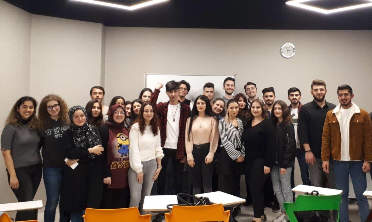 Atatürk Gençliği İstinye'de Göreve Hazır!