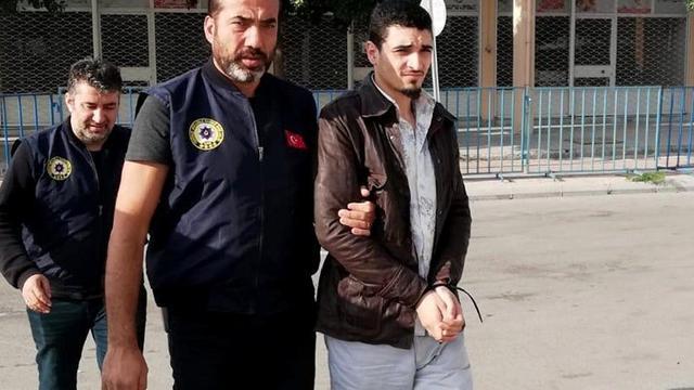 Eylem hazırlığındaki IŞİD'li Mersin'de yakalandı