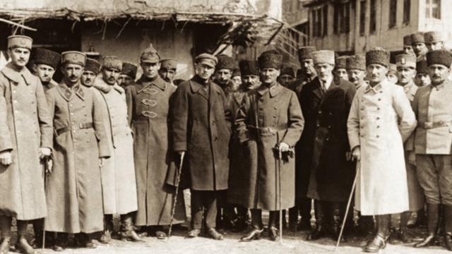 Türk-Rus Dostluğu Beyaz Perdede