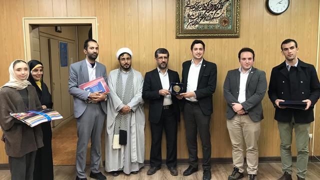 İran Ziyaretimizin İlk Günü Tamamlandı