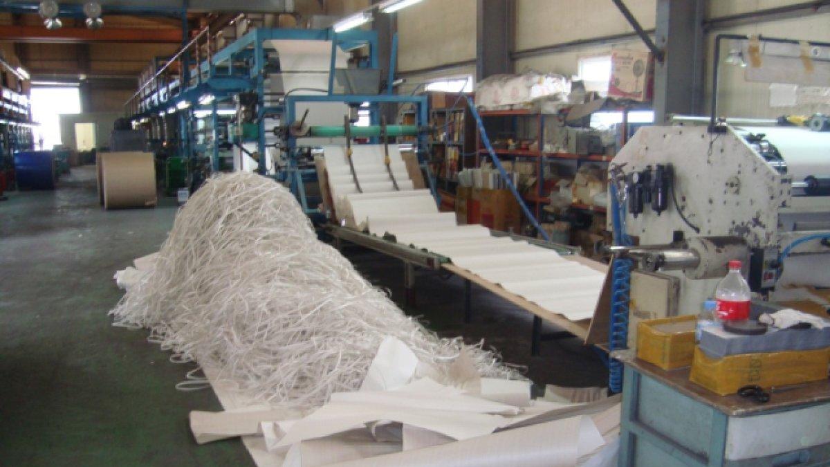 Balıkesir Kağıt Fabrikası Yeniden Üretime Geçiyor