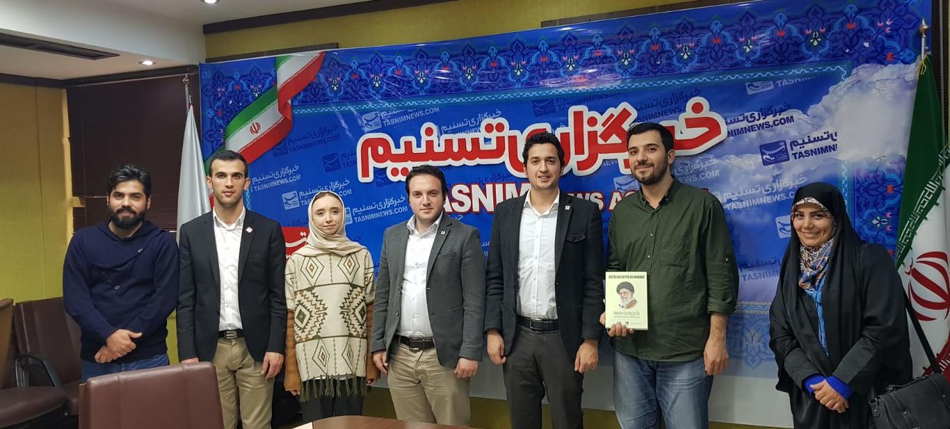 TGB İran Ziyareti Tamamlandı