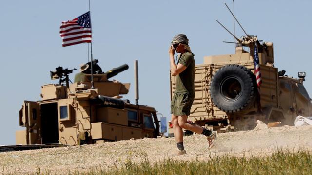 ABD, PKK'ya Kalkan Oluyor