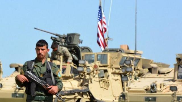 ABD Gözlem Noktalarına PKK'yı Yerleştirecek