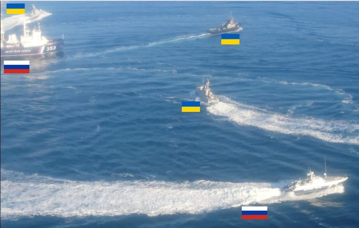 Rusya Ukrayna'nın Provokasyonunu Engelledi