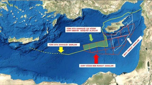 Total ve ENİ Doğu Akdeniz Petrolü İçin Lisans Başvurusu Yaptı!