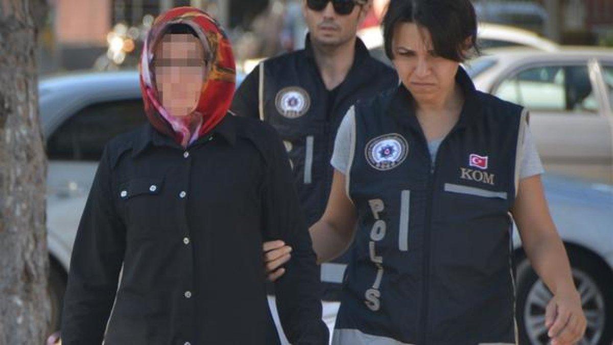 FETÖ'nün Kadın Mahrem İmamlarına Operasyon