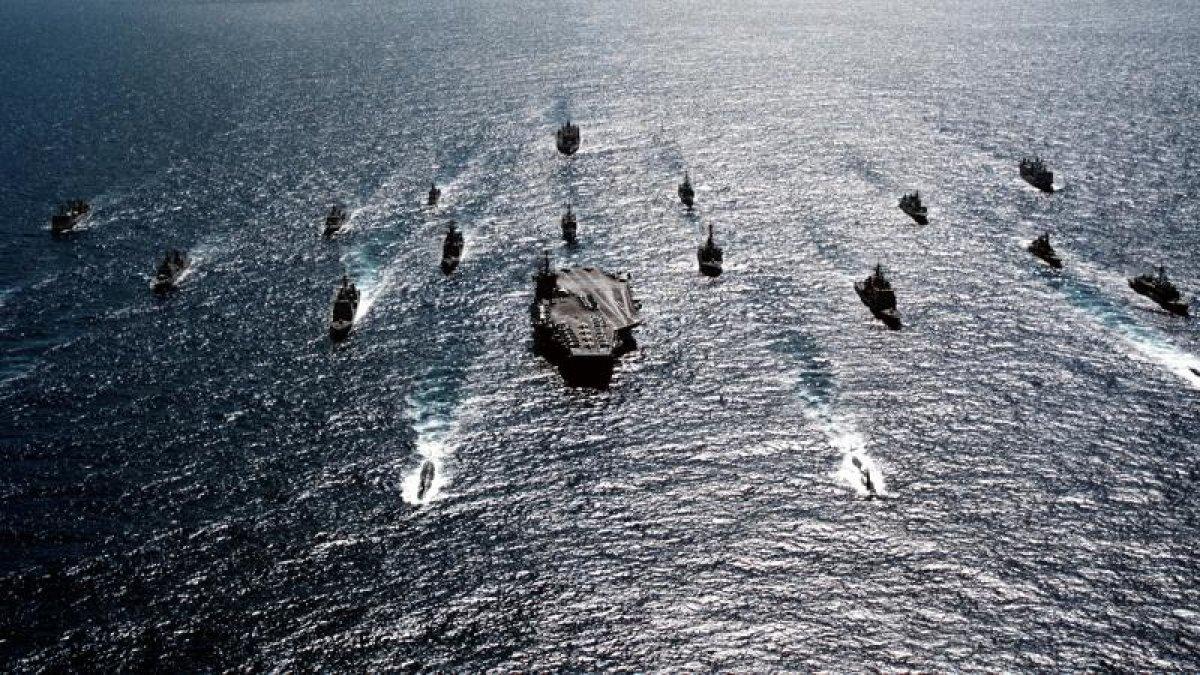 ABD 6. Filo'yu Karadeniz'e gönderiyor