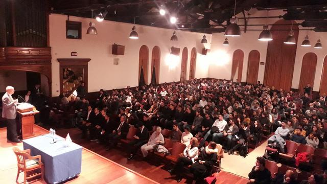 İlker Başbuğ Boğaziçi Üniversitesi Öğrencileri ile Buluştu