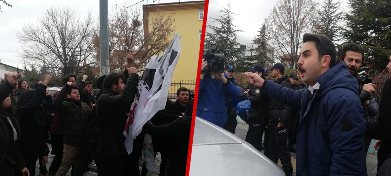 TGB'den ABD Suriye Temsilcisi Jeffrey'e Protesto!