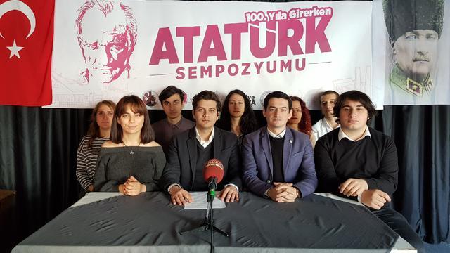 100. Yıla Girerken Atatürk Sempozyumu