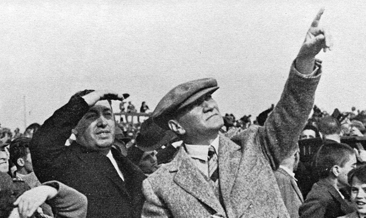 Mustafa Kemal'in Uçakları ve Göklerdeki Gelecek