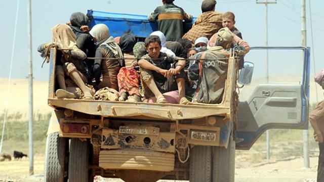 PKK Çocukları Sincar'daki Kamplara Kaçırıyor