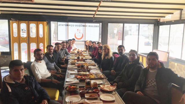 Nevşehir'in Vatansever Gençlerinden Atatürk Sempozyumu'na Çağrı