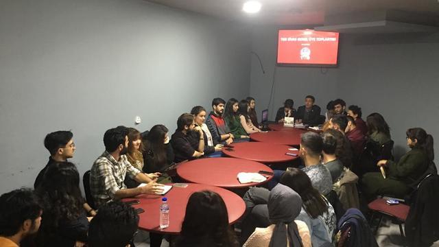 Atatürkçü Gençlik Sivas'ta Emin Adımlarla İlerliyor