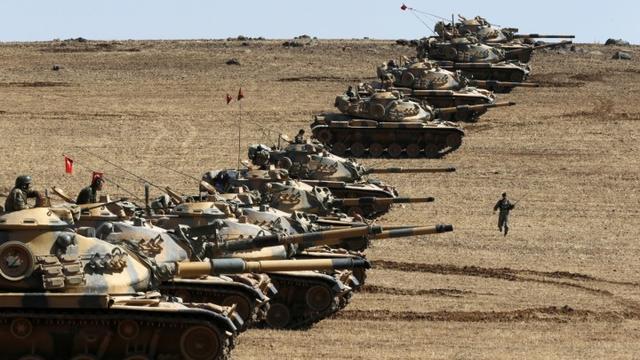 Mehmetçik Fırat'ın Doğusuna Harekat Başlatıyor