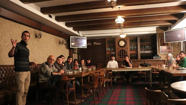 TGB Trabzon'dan Atatürk ve Teşkilatçılık Eğitimi