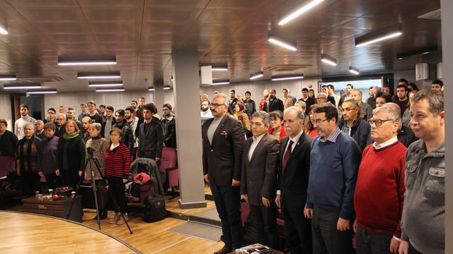 Kırklareli Üniversitesi ADK'dan Türkiye Nereye Gidiyor Paneli