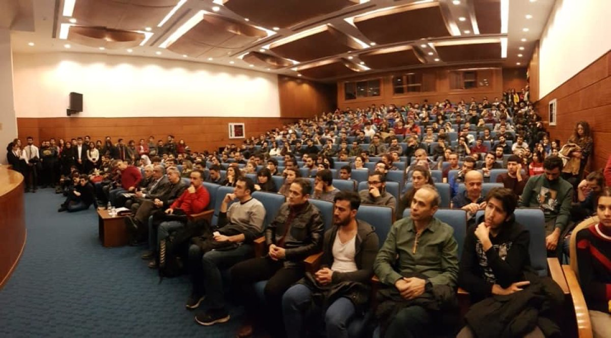 Muğla Sıtkı Koçman Üniversitesi'nde Yapay Zeka Konferansı