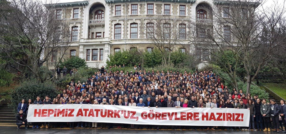 Bine Yakın Gencin Katıldığı Atatürk Sempozyumu Tamamlandı