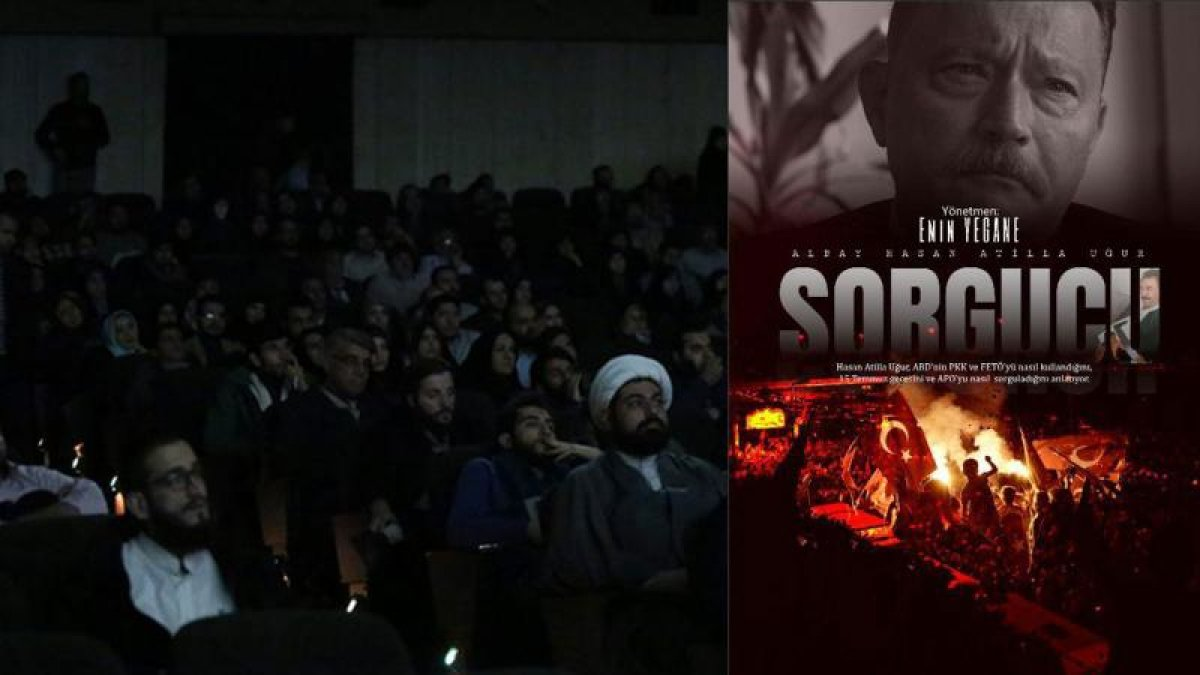 Sorgucu Belgeseli İranlılarla Buluştu