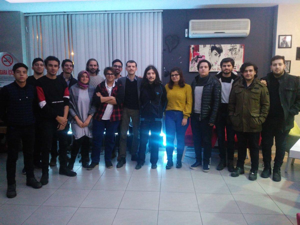 TGB Isparta'dan Türk Gençliğinin Vazifeleri Söyleşisi