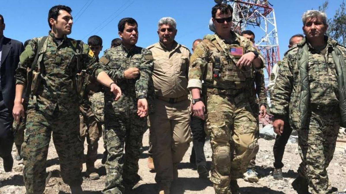 ABD PKK'ya desteğinin bedelini ödemeli!