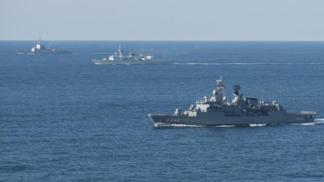 Türkiye Doğu Akdeniz'in Yarısını Kapattı