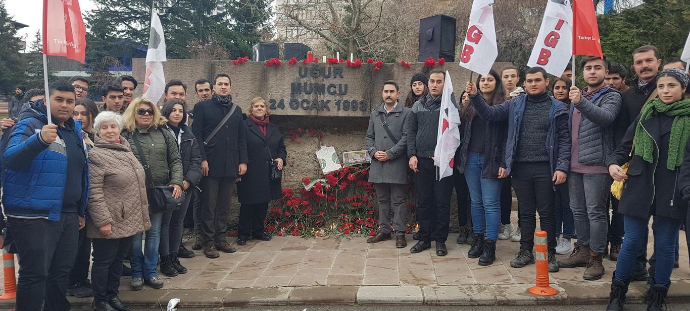 Uğur Mumcu Gibi Kararlılıyız Tam Bağımsız Türkiye'yi Kuracağız!