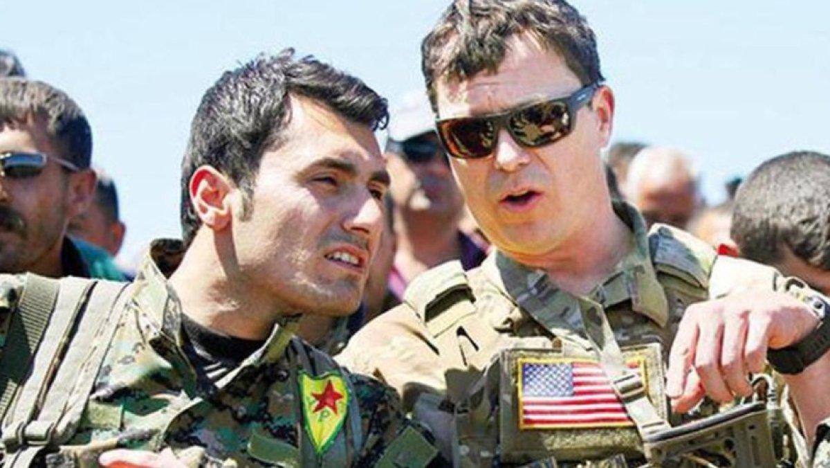 Trump Terör Örgütü PKK'ya Güvenli Bölge Sözü Verdi