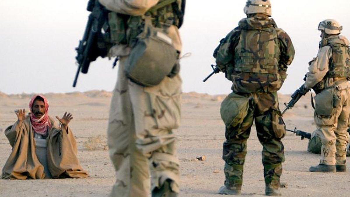Irak ABD'yi Kovmak İçin Yasa Çıkartıyor