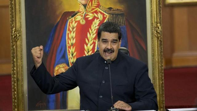 Venezuela ABD'ye Geçit Vermedi