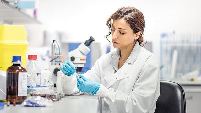 Türk Bilim Kadınları AB'yi Geride Bıraktı
