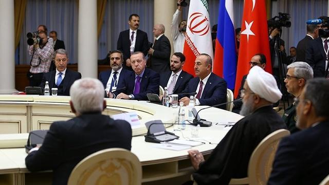 Rusya-Türkiye-İran Suriye İçin Bir Araya Geliyor