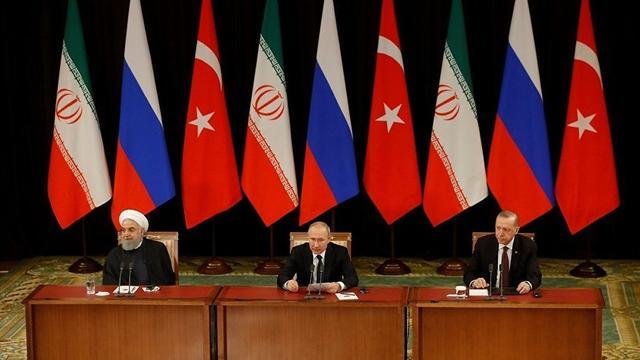 Soçi Zirvesi'nde Suriye'nin Birlik ve Bütünlüğü Vurgusu