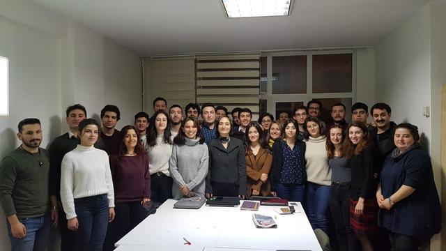 TGB İstanbul 100. Yıl Söyleşisine Hazırlanıyor