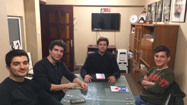 TGB Çapa 19 Mayıs Kararlılığında!